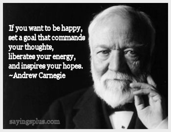 Andrew Carnegie quotes and sayings