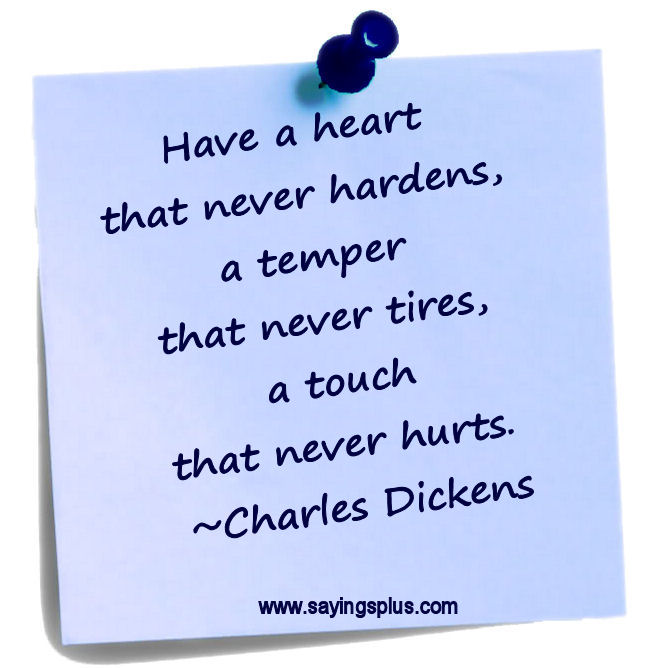 charlkes dickens quotes and sayings
