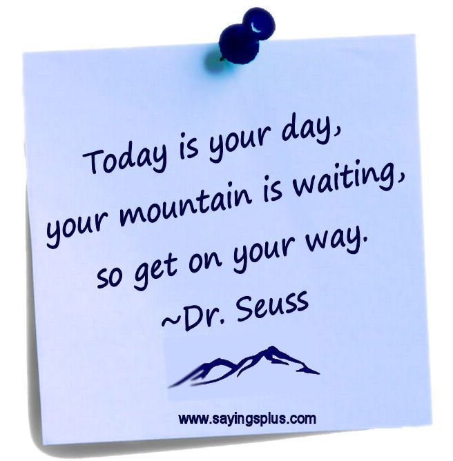 popular dr. suess quotes and sayings