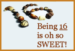 sweet 16 quotes and saying