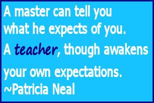 teacher sayings