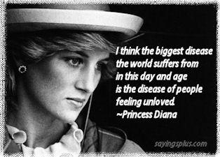 Princess Diana Quotes On Service