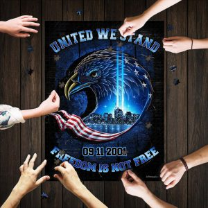 911 United We Stand Jigsaw Puzzle Set