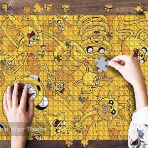 Adventure Time Jigsaw Puzzle Set
