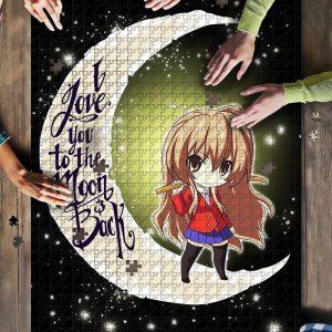 Aisaka Moon Jigsaw Puzzle Set