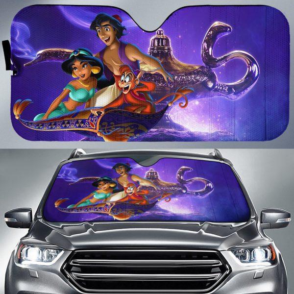 Aladdin Car Auto Sun Shade
