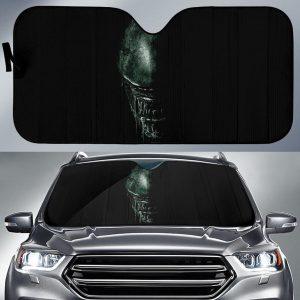 Aliens Car Auto Sun Shade
