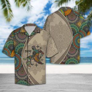 Amazing Aquarius Horoscope Hawaiian Shirt Summer Button Up