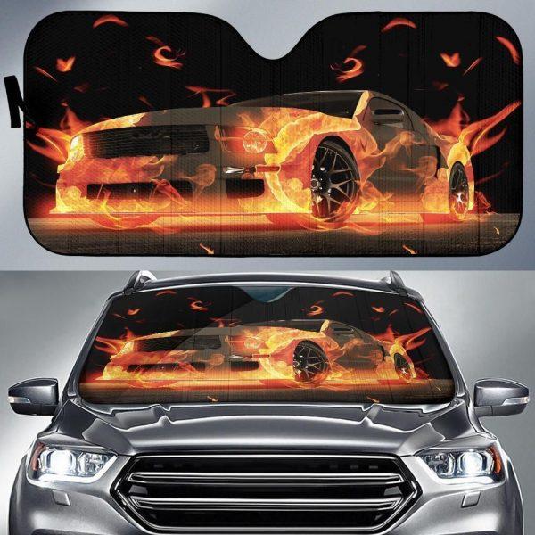 Mustang V5 Car Auto Sun Shade