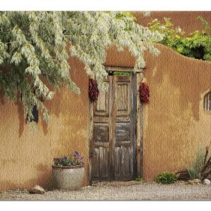 Wooden Entryway Jigsaw Puzzle Set