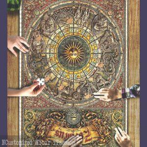 Zodiac Jigsaw Puzzle Set