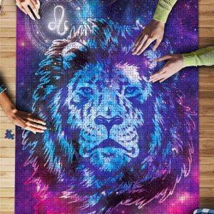 Zodiac, Leo Jigsaw Puzzle Set