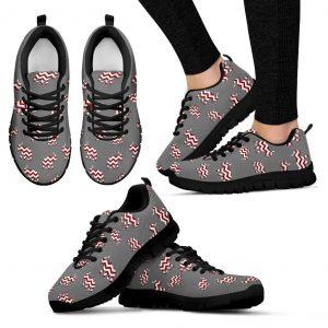 Alabama Crimson Tide Mini Logo Woman Sneakers