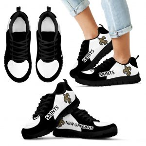 New Orleans Saints Top Logo Sneakers