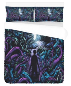 A Day To Remember Duvet Cover and Pillowcase Set Bedding Set